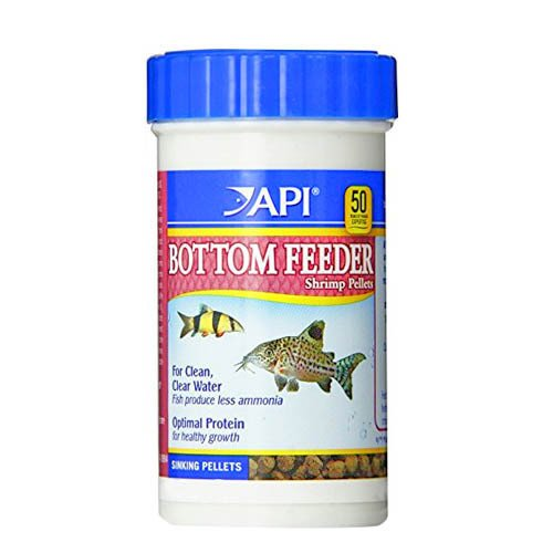 API Bottom Feeder Shrimp Pellets 224g