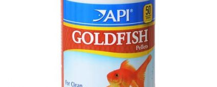 API Goldfish Pellets Sinking 198g