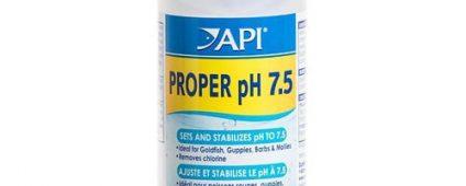 API Proper pH 7.5