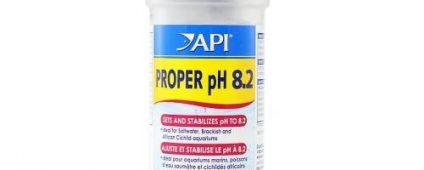 API Proper pH 8.2