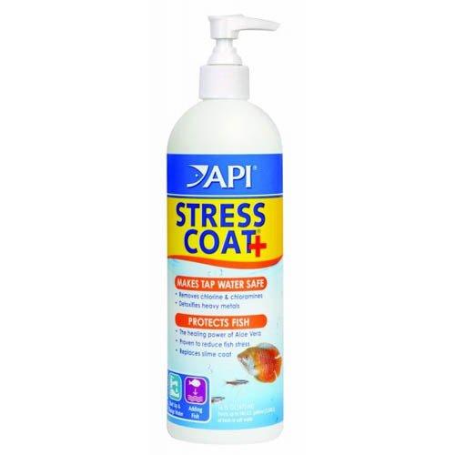 API Stress Coat 473ml with Pump Dispenser
