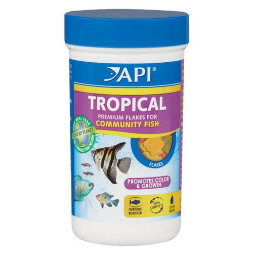 API Tropical Flake Food 162g