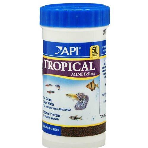 API Tropical Pellet Food Mini 48g