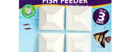 API Weekend Pyramid Fish Feeder 4 x 3 Day