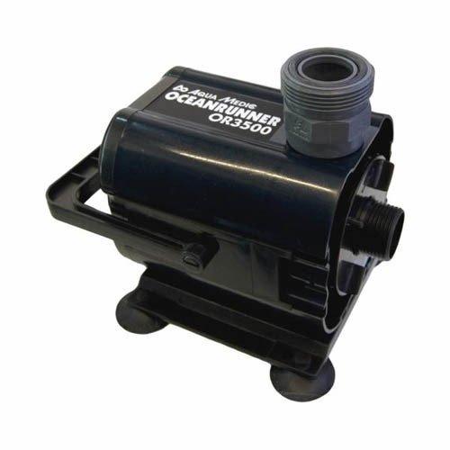 Aqua Medic Or3500 Needle Wheel Pump T F5000 Fine Pebble