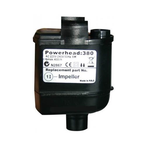 Aqua One 126 380 600 Powerhead