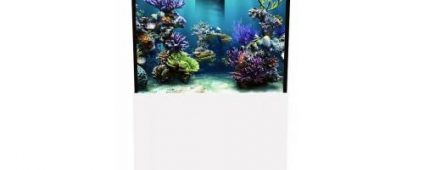 Aqua One AquaReef 395 Marine Set 395L 120lx55dx60 80cm H White