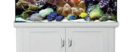 Aqua One AquaReef 400 Marine Set 400L 132L X 52D X 73 88cm H White