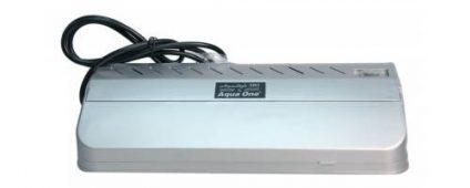 Aqua One AquaStyle 126/380 Complete Light Unit Silver