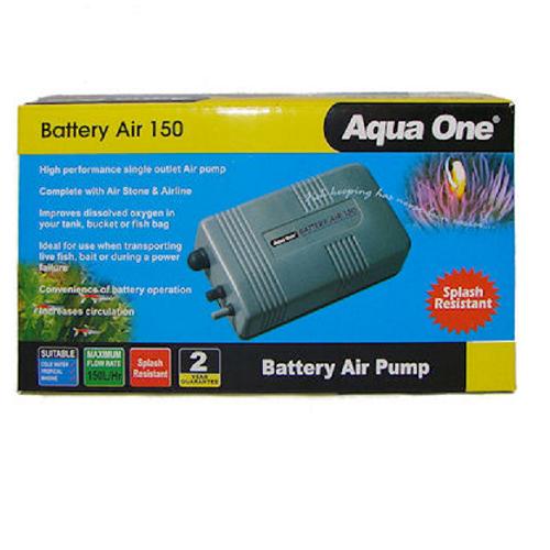 Aqua One Battery Air 150