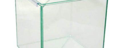 Aqua One Betta Divided Glass Tank 20x20x20