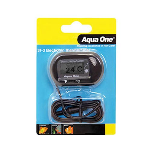 Aqua One Electronic Thermometer ST3