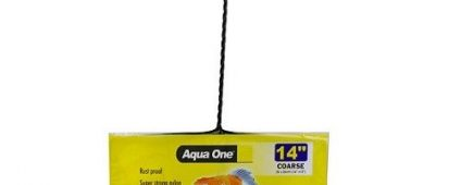 "Aqua One Fish Net 14"" Coarse"