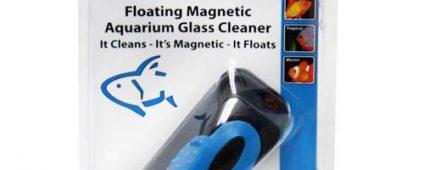 Aqua One Floating Magnet Cleaner Medium 8mm