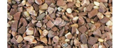 Aqua One Gravel Natural Ruby Red 2kg