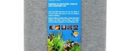 Aqua One Nitrite Nitrate Pad Self Cut Filter