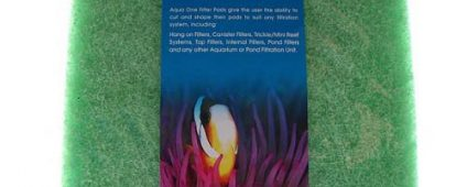 Aqua One Phos Pad Self Cut Filter