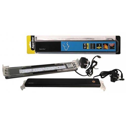 Aqua One Reflector Mini Touch LED 8W 25-45cm