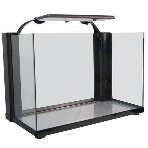 Aqua One Reflex 70 Glass Aquarium 70L 60W x 31.5D x 40.5cm H (Black)