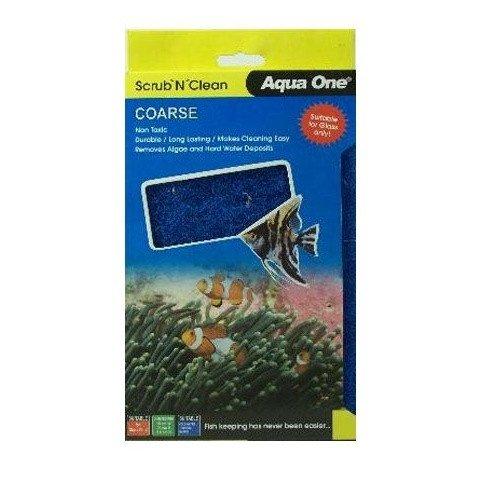 Aqua One Scrub N Clean Coarse Large