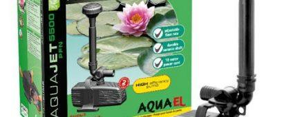 Aquael AquaJet PFN 5500