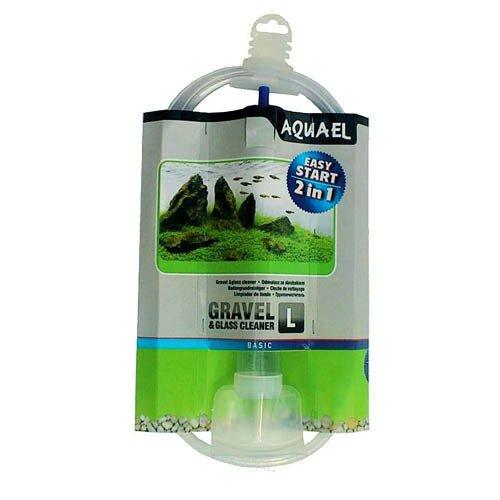 Aquael Gravel & Glass Cleaner Large