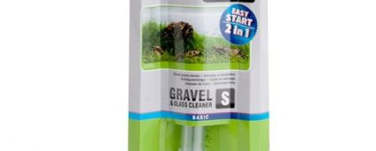 Aquael Gravel & Glass Cleaner Small