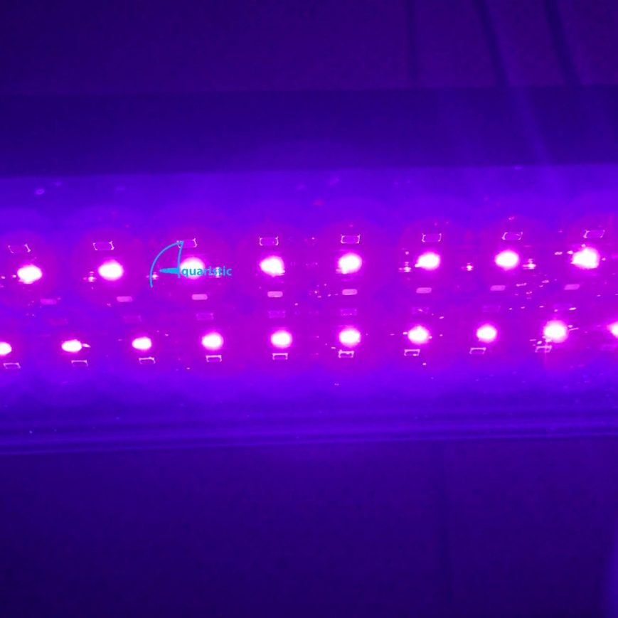 Aqualina MR Additional LED Strip - Actinic (420nm) / Foot $22.00