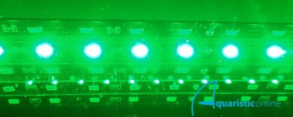 Aqualina MR Additional LED Strip - Green / Foot $11.00