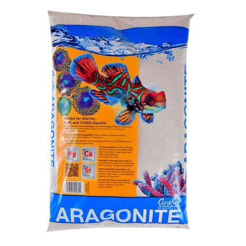 CaribSea Aragamax Sugar Sized Sand 30lb 13.6kg