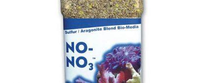 CaribSea NO-NO3 Sulfur/Aragonite Blend 1gal 3.78L