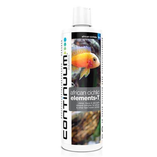 Continuum Aquatics African Cichlid Elements T 250ml