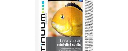 Continuum Aquatics Basis African Cichlid Salt 250g
