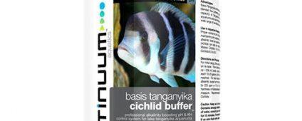 Continuum Aquatics Basis Tanganyika Cichlid Buffer 250g