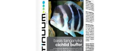 Continuum Aquatics Basis Tanganyika Cichlid Buffer 500g