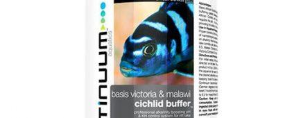 Continuum Aquatics Basis Victoria & Malawi Cichlid Buffer 500g
