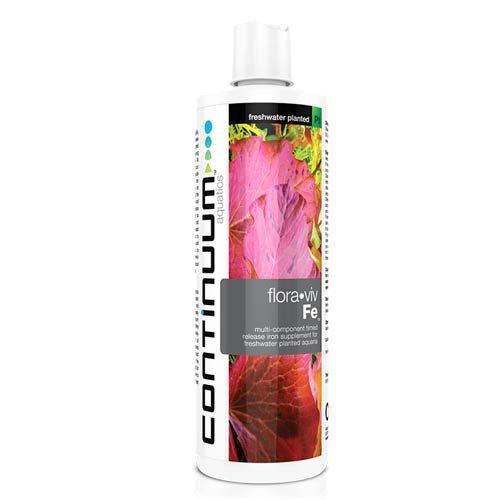 Continuum Aquatics Flora Viv Fe 125ml