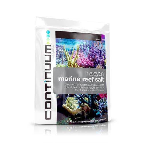 Continuum Aquatics Halcyon Salt 50Gal / 6.7kg