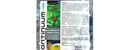 Continuum Aquatics Power Cleanse CC Catalytic Carbon 225g