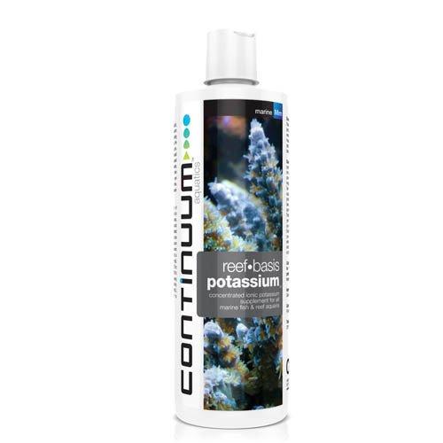 Continuum Aquatics Reef Basis Potassium 500ml