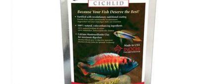 Dainichi Cichlid Colour Supreme Floating Small Pellet 250g 3mm