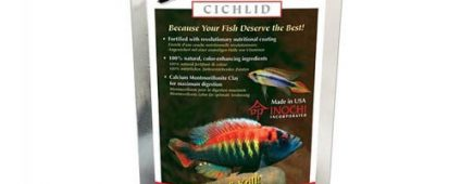 Dainichi Cichlid Colour Supreme Sinking Baby Pellet 250g 1mm