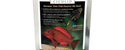 Dainichi Cichlid Veggie Deluxe Sinking Baby Pellet 250g 1mm