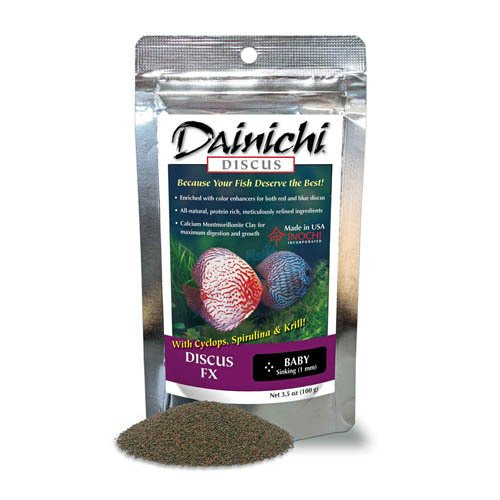 Dainichi Discus FX Baby Pellet 100g 1mm