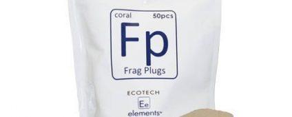 EcoTech Marine Frag Plugs Natural 50pcs