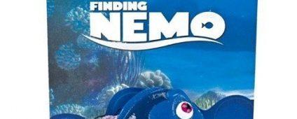 Finding Nemo - Dory/Coral 3x4x5cm Resin