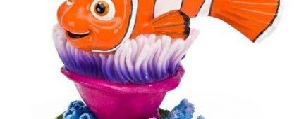 Finding Nemo - Nemo/Anemone 10cm Resin
