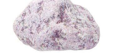 Gem Stone - African Violet Lepidolite