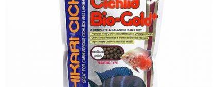 Hikari Cichlid Bio-Gold Plus Medium 250g