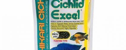 Hikari Cichlid Excel Floating Medium Pellet 57g